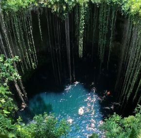 Consejos para visitar el Cenote de Ik Kil