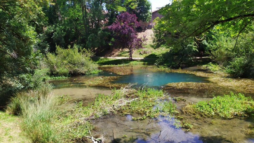 Pozo del Medio - La Fuentona de Fontibre - Cantabria