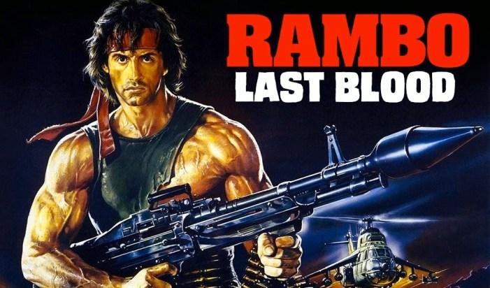 Rambo, el más duro
