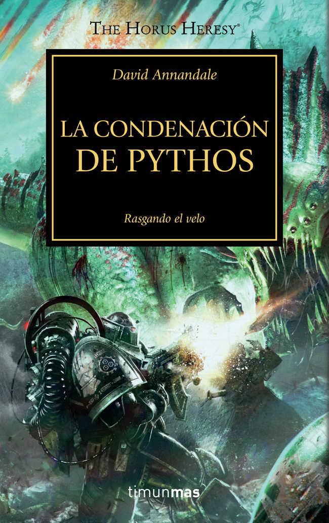 la condenacion de pythos portada