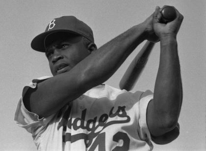 Jackie Robinson's Day: Celebrating the date when baseball for the first time was the national pastime