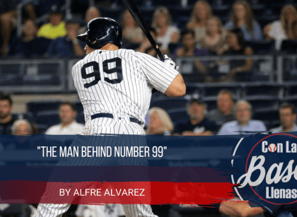 Aaron Judge: Almost 300 pounds of Faith