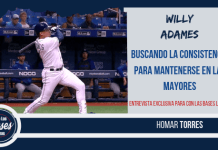 WIly Adames Tampa Rays