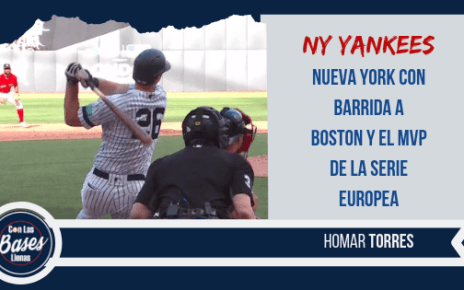 Yankess barren a Boston en Londres