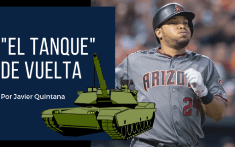 Yasmany Tomas regresa a MLB