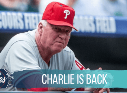 CHARLIE MANUEL REGRESA A LOS PHILLIES