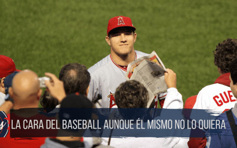 Mike Trout marca personal