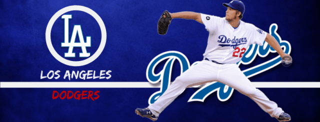 Facebook Cover Clayton Kershaw Dodgers
