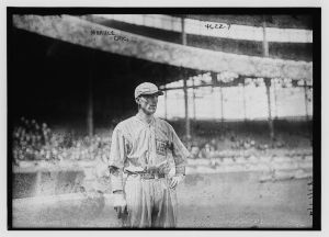 Fred Merkle en el Polo Grounds