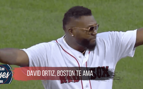 David Ortiz regresa a Boston