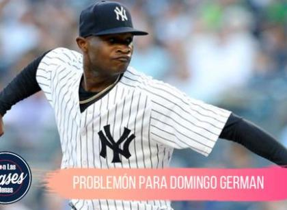 DOMINGO GERMAN ES COLOCADO  EN LICENCIA ADMINISTRATIVA