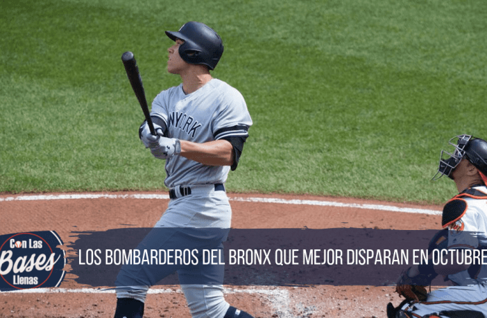 Aaron Judge y su rendimiento en playoffs