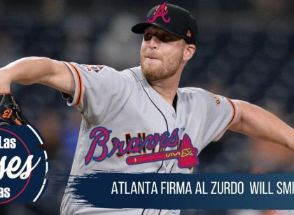 Los Bravos de Atlanta firmaron al zurdo Will Smith