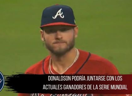 Washington, en la carrera por Josh Donaldson