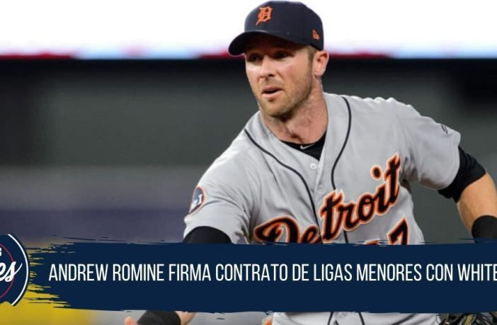 Andrew Romine a Chicago