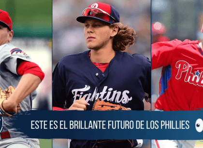 Los Phillies invitan a Bohm, Howard y Moniak al campo de entrenamiento