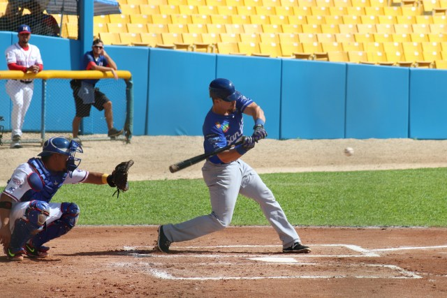 Ryan Casteel, Cangrejeros de Santurce