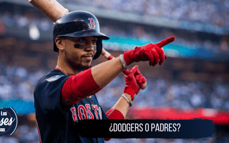 ¿Dodgers o Padres?