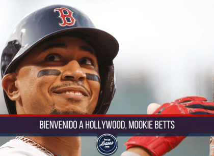 Mookie Betts y David Price son Dodgers de Los Angeles