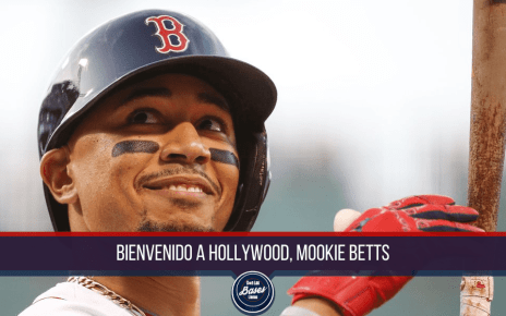Los Dodgers de Los Angeles adquieren a Mookie Betts y David Price.