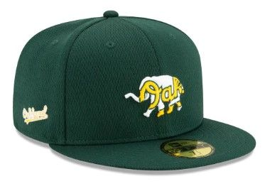 Oakland A´s New Era Cap