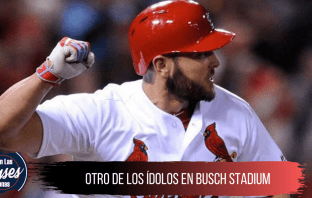 Matt Holliday en Cardenales