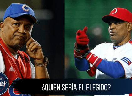 Equipo Cuba ideal, posibles mánagers
