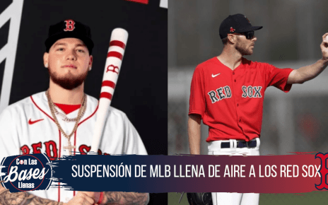 alex verdugo y chris sale estarian listos para el opening day