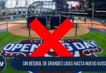 MLB Suspende Spring Training