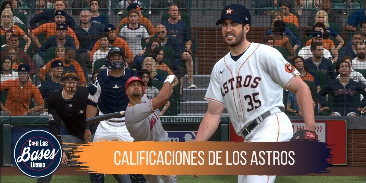 Houston Astros en The Show