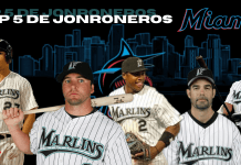 Top 5 Homeruns Marlins