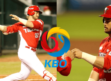 Preston Tucker conecta su sexto jonrón en la KBO (Video)