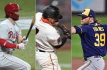 MLB: lo que necesitan Phillies, Giants y Brewers para poder clasificar