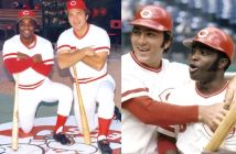 Johnny Bench Joe Morgan