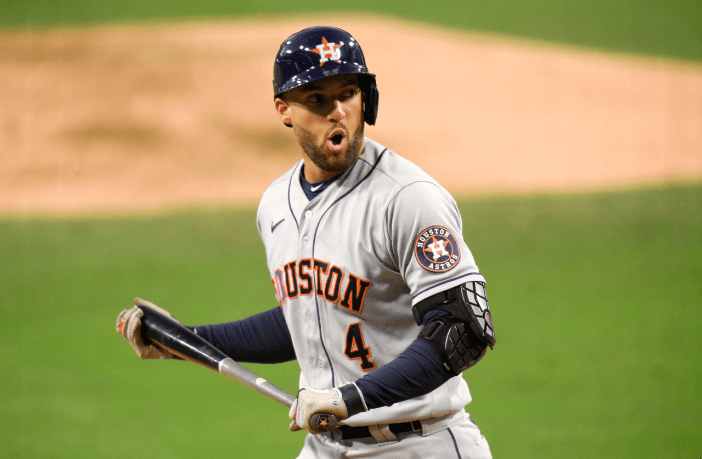 Toronto Blue Jays buscaría a George Springer