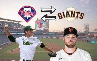 Giants y Phillies realizan intercambio de lanzadores
