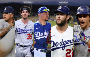 Los Angeles Dodgers lideran el MLB Power Ranking 2021