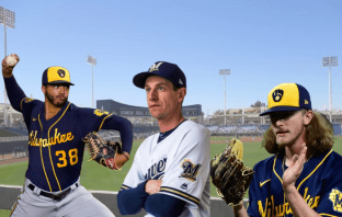 Craig Counsell habló sobre Josh Hader y Devin Williams