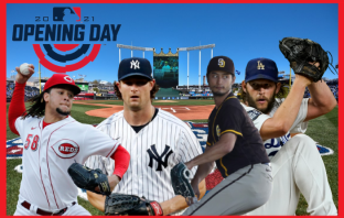 MLB 2021 Opening Day abridores