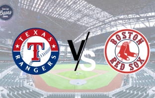 Rangers vs Red Sox