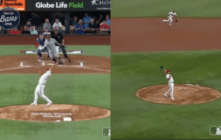 Dane Dunning luce con doble play ante Yankees