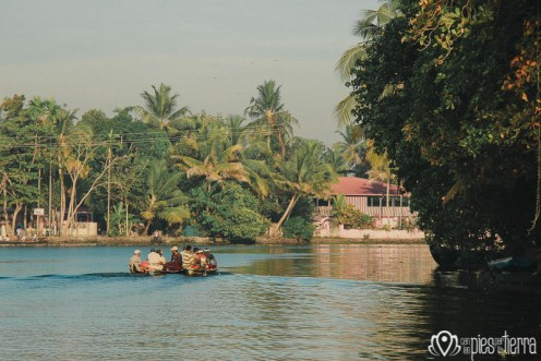 tour backwaters de Kerala