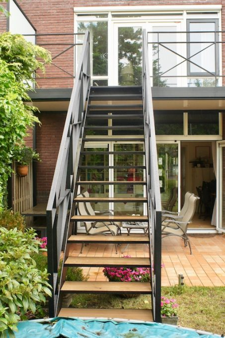 Van tuin naar balkon