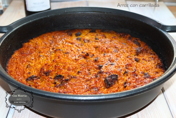 Arroz con carrillada I