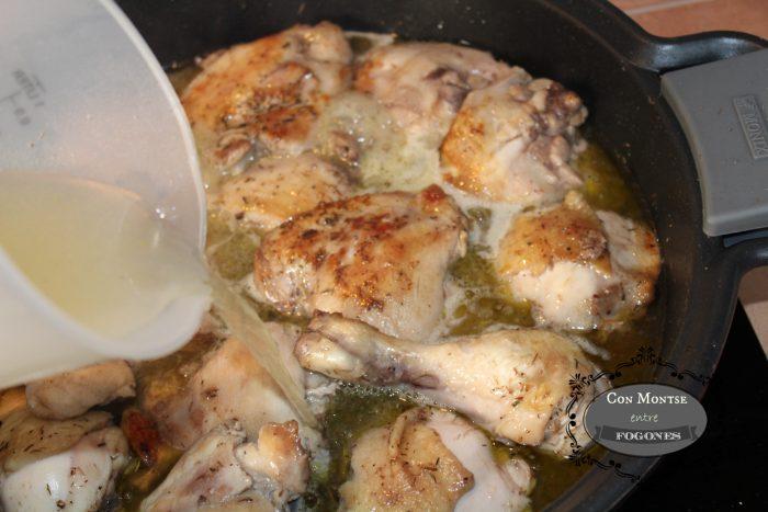 Pollo al tomillo 5