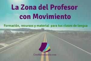La zona del Profesor con Movimiento