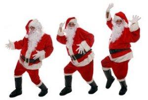 Active Santa