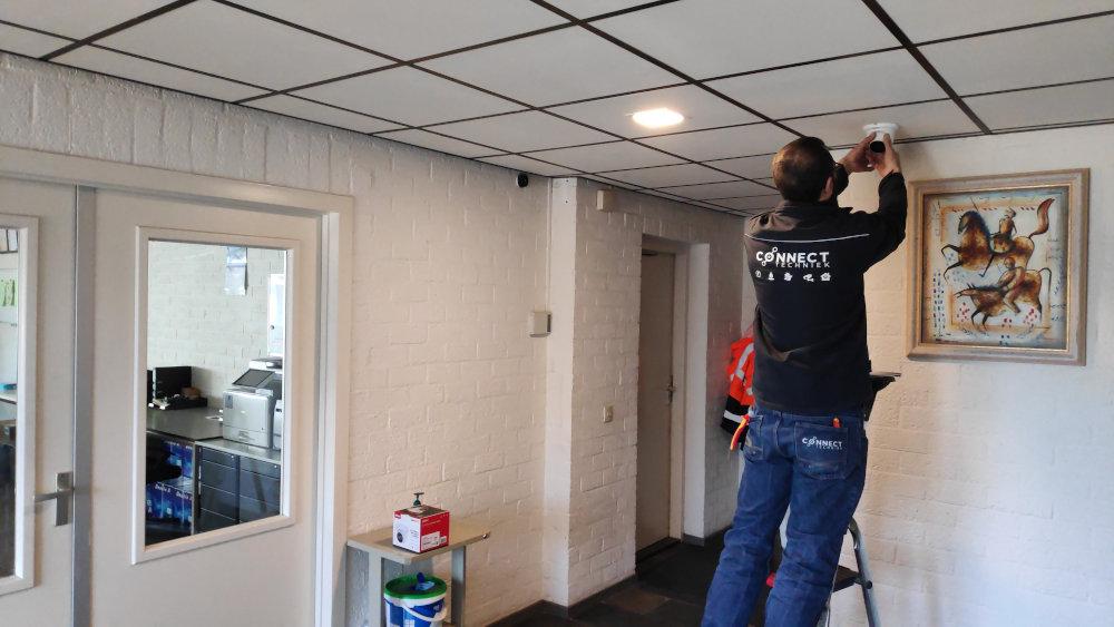 Camerabeawking installatie limburg