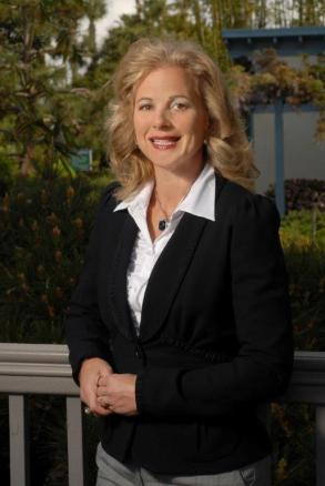 SeaWorld San Diego Park President, Marilyn Hannes