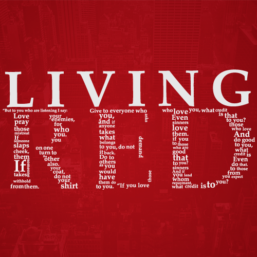 Living Red Prayer Guide: Life Story